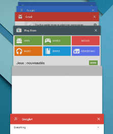 Android switcher