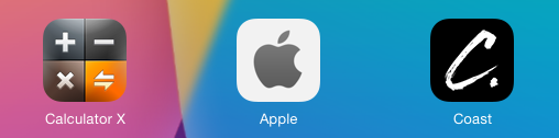 A link to Apple web site