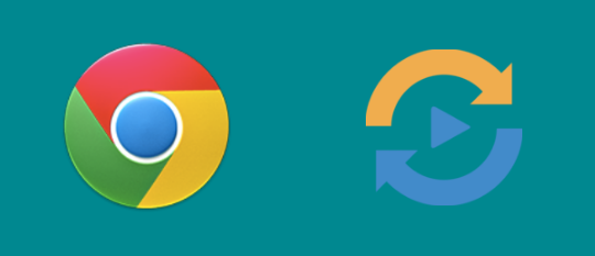 Chrome and a sample icon