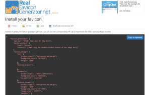 Generated non-interactive API request