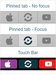 Touch Bar - Too dark